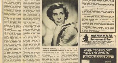 1974 article in Majorca Daily Bulletin