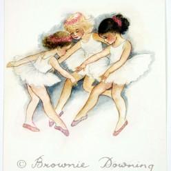 Original painting - ballet 2