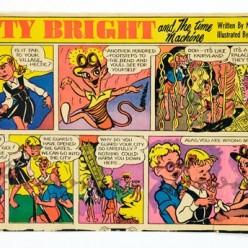 Cartoon Strip - 1940's