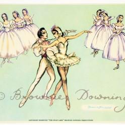 Print - classical ballet 1