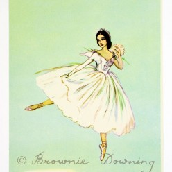 Print - classical ballet 2