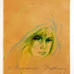 Original painting - Deirdre