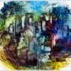 Original painting - Dream Town