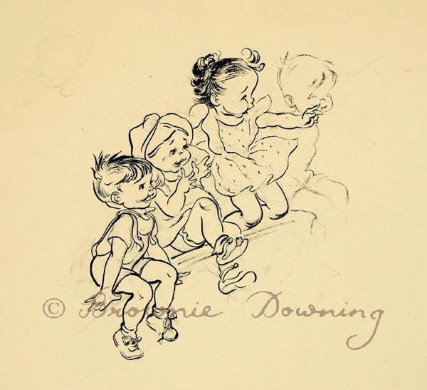 DOODLE-FROM-1940's
